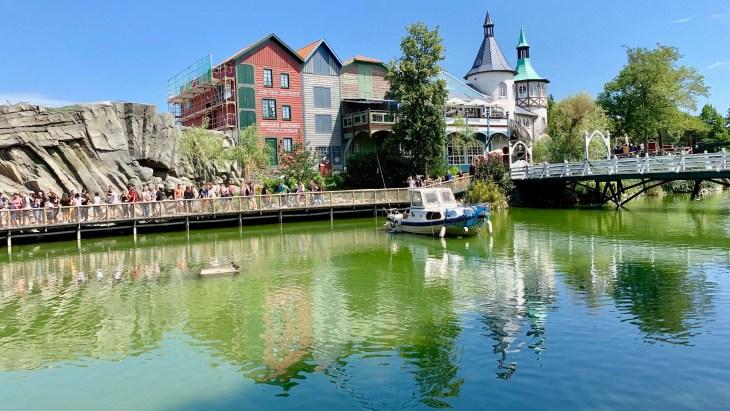 Il s'agit d'une attraction située dans la partie Scandinavie de Europa Park.