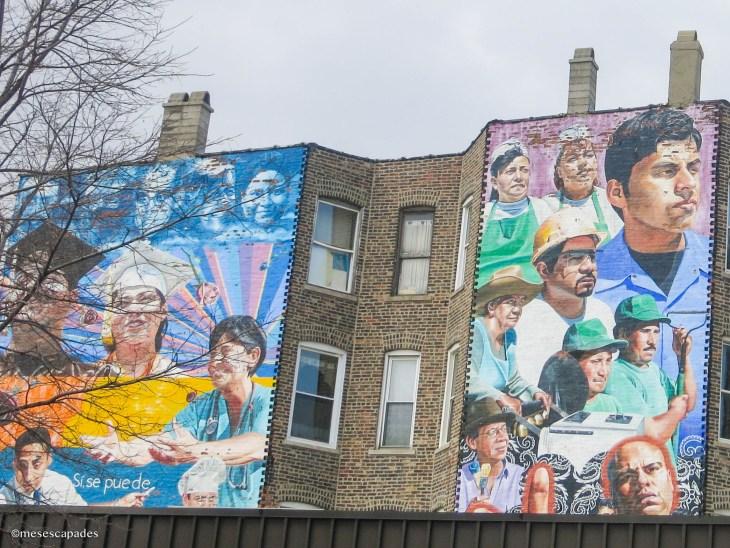 Street Art Pilsen Chicago