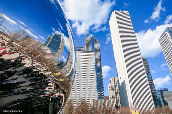 Le Bean de Chicago