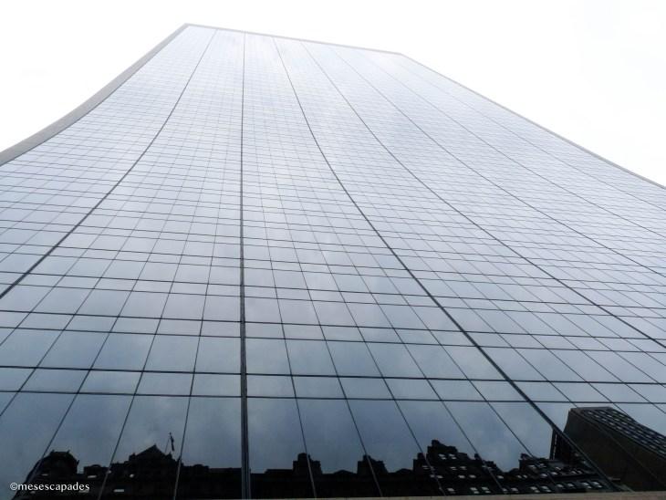 Buildings new yorkais
