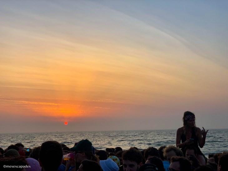 Festival Cabourg mon amour sur la plage