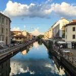 Navigli à Milan