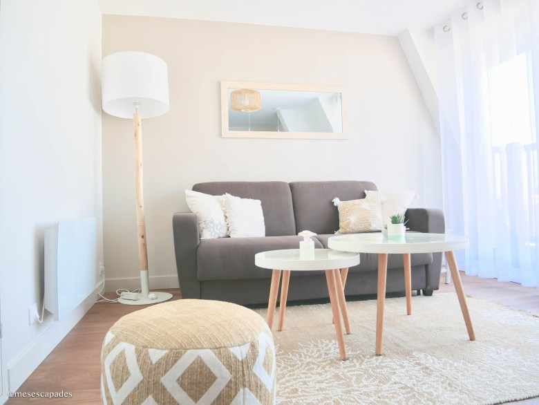 Appartement Airbnb cool à Cabourg