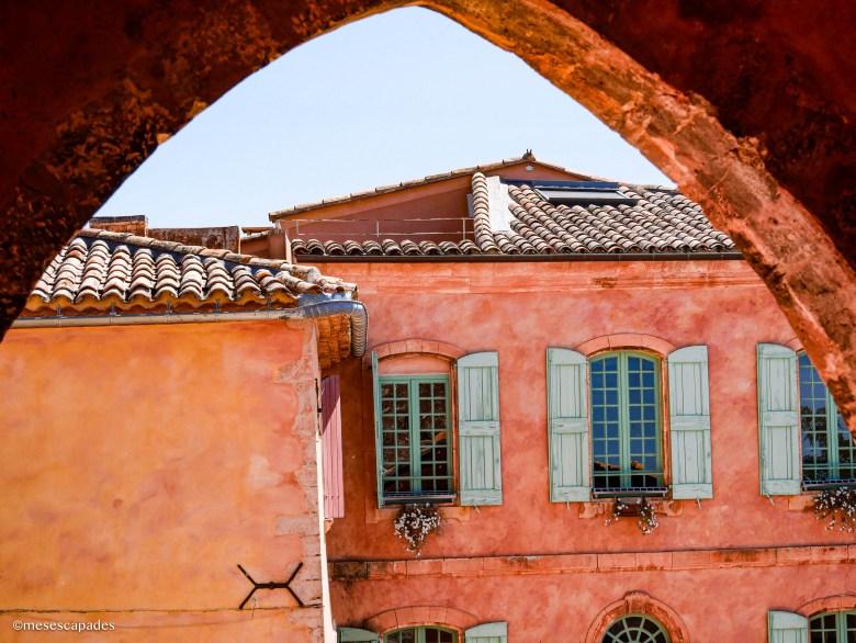 Roussillon sous ses plus belles couleurs