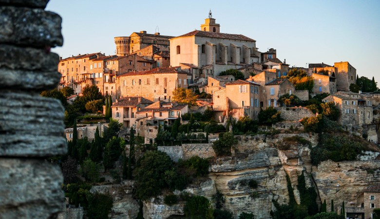 Gordes, le plus beau village de France