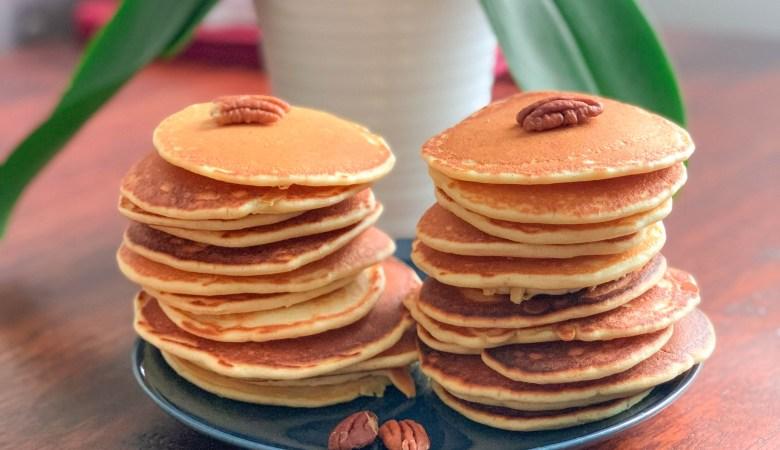 Recette de pancakes