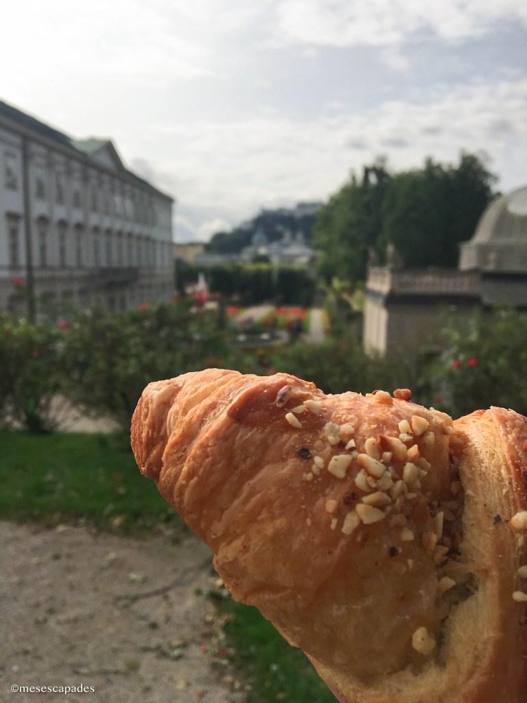 Crobag, petit-déjeuner à Salzbourg