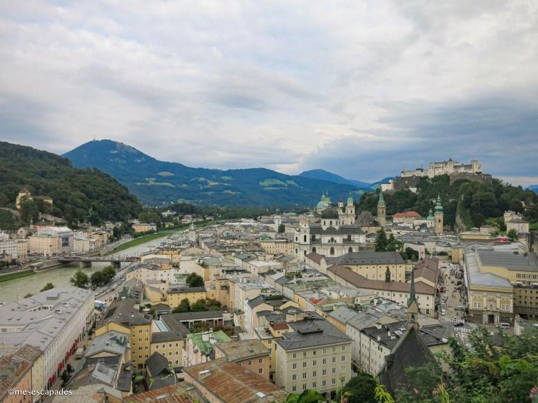 Que faire en un weekend à Salzbourg ?