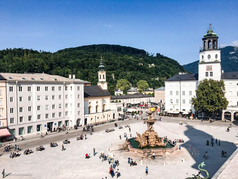 Que faire à Salzbourg