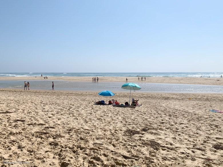 Les plages de sable blanc au Cap Ferret