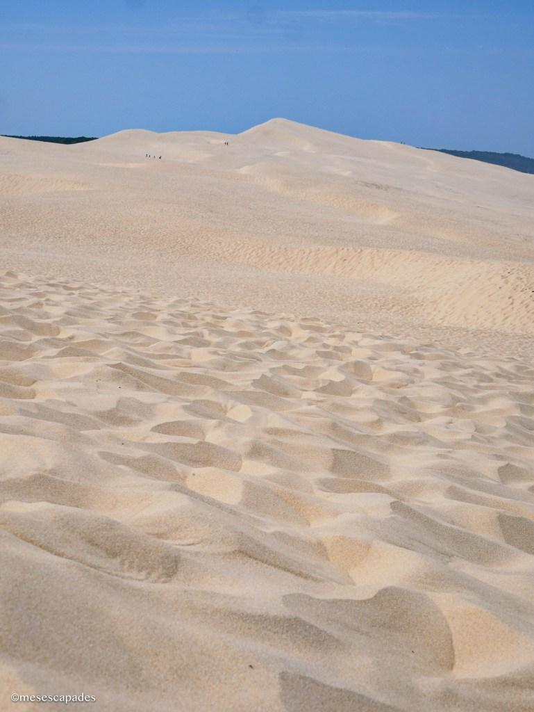 Dune du Pilat, une belle découverte