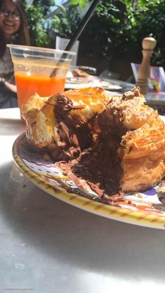 Où manger une brioche gianduja à Paris ?