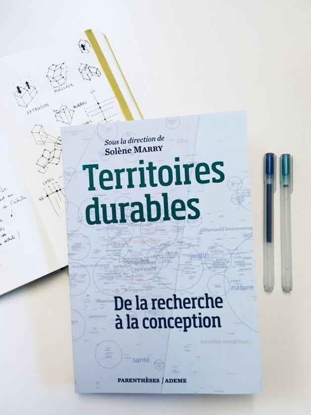 Territoires durables © ed. Parenthèses - ADEME