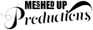 Meshed Up Productions Early Logo Concept