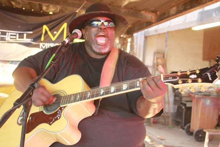Rocking Blues Guitar - Eastside Kings Blues Festival