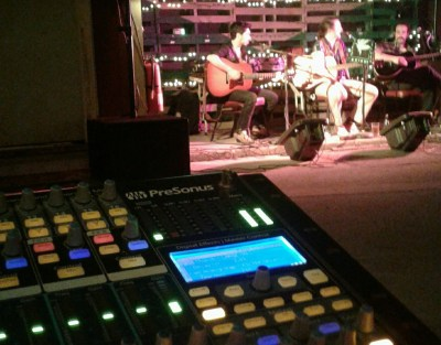 Meshed Up Productions Pulling a Shift at The Hard Luck Lounge