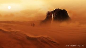 Virtual landscapes by Godfre K. Grant