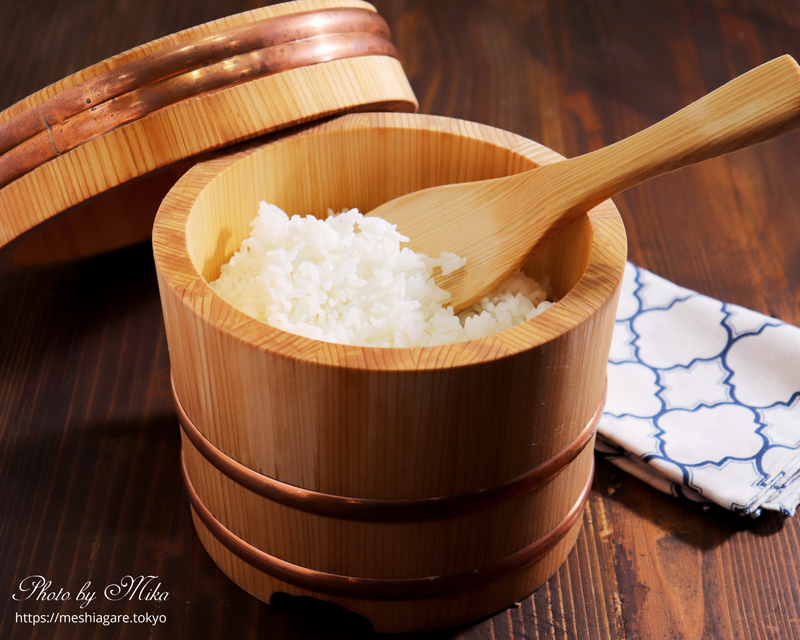 How to preserve Japanese rice