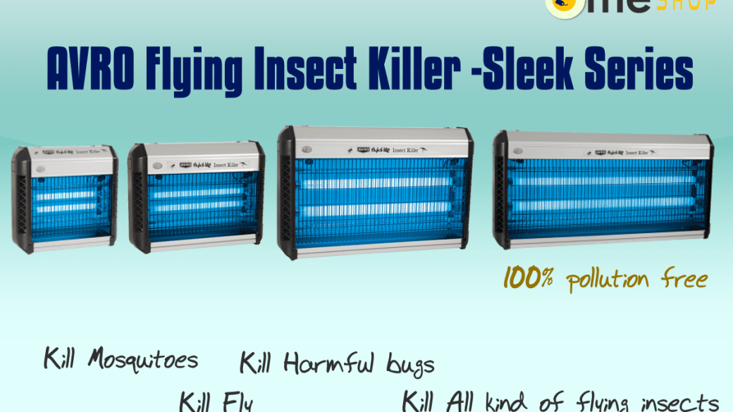 Avro Flying insect killer – Sleek Series prices, specification and review