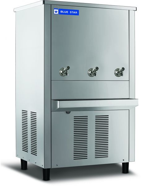 Blue star water cooler price of PC 15150 3T