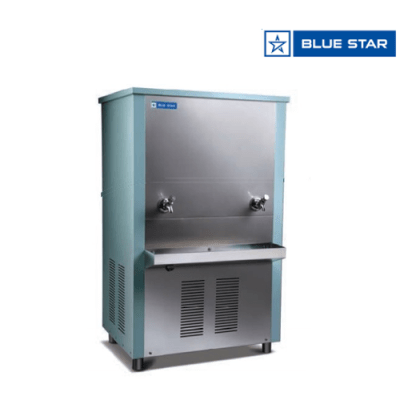 Blue star water cooler NST 80120 partially steel body