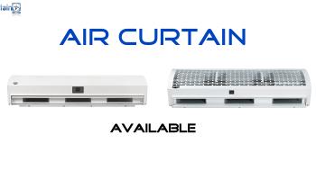 Avro Air Curtain manufacture