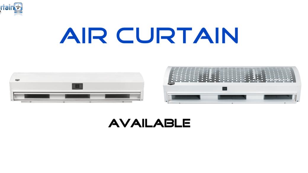 Avro Air Curtain Price List 2021.