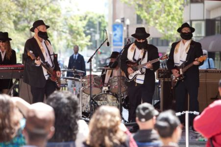 Summer Concert Series, Oakland, California
