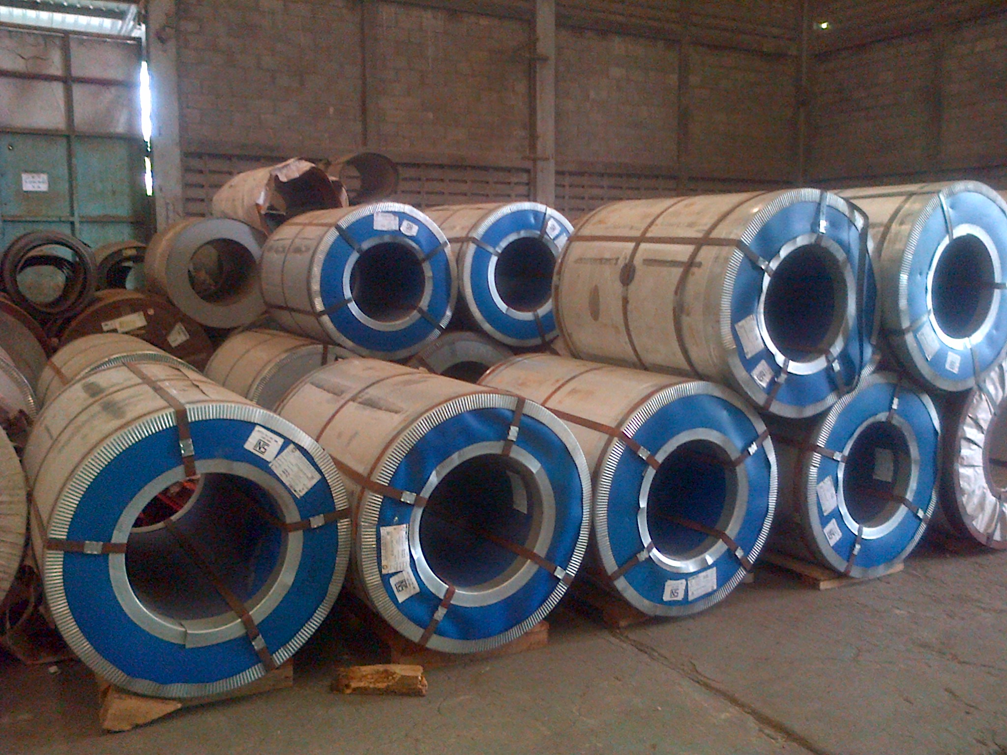jual baja ringan murah di bogor coil zincalume sukses mandiri teknik