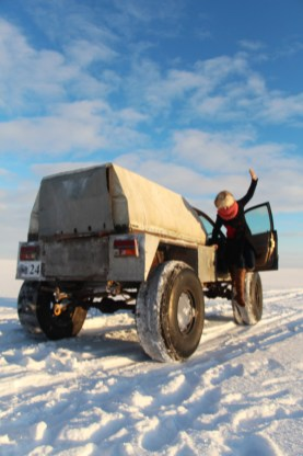 Järvesafari ehk elamussõit karakatiga Peipsi järvel kuni 6-le inimesele