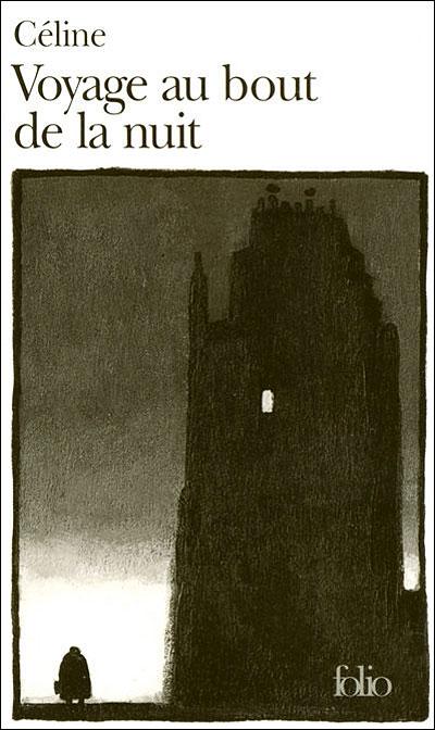 Voyage Au Bout De La Nuit : voyage, Voyage, Nuit,, Louis-Ferdinand, Céline, Livres