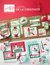 catalogue automne hiver Stampin up! 2019 2020