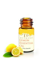 lemon oil bottle