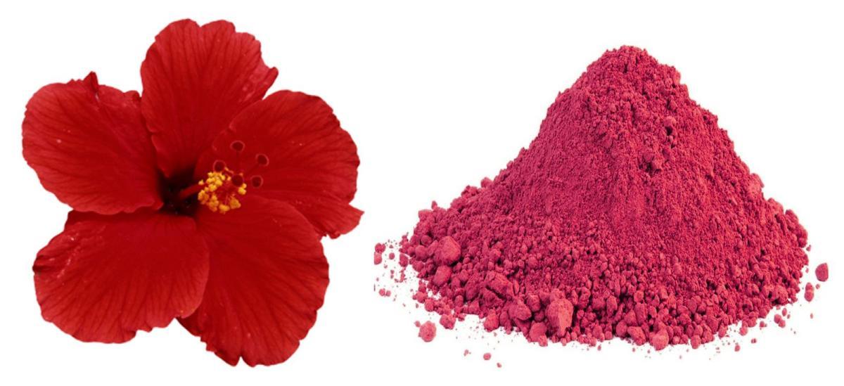 Mesmara Hibiscus Powder