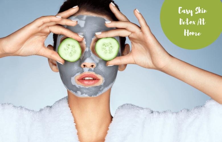 skin detox at home