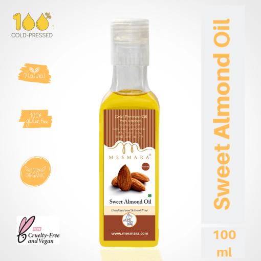 Mesmara Sweet Almond Oil