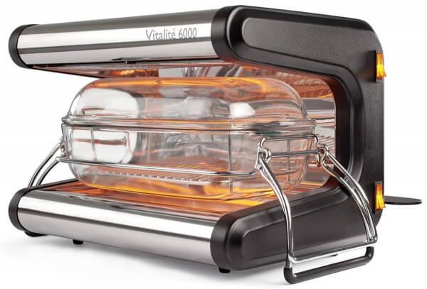 Omnicuiseur Vitalité cuisson basse température