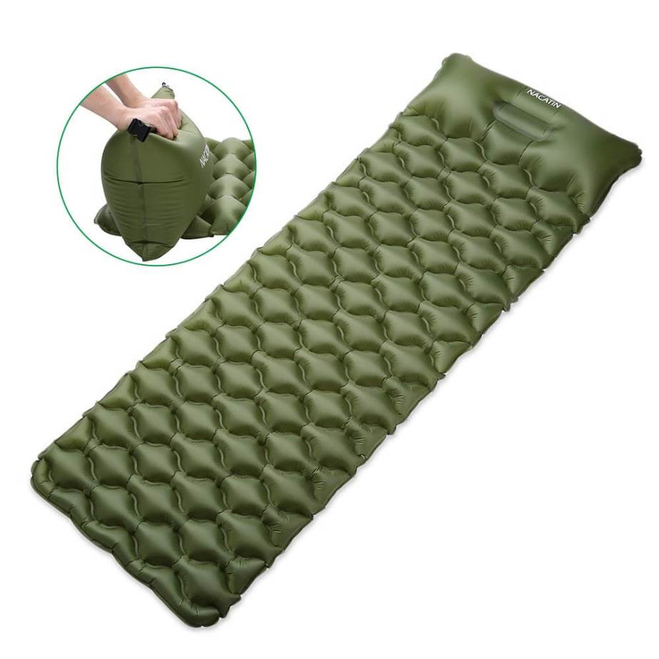 Matelas gonflable NACATIN