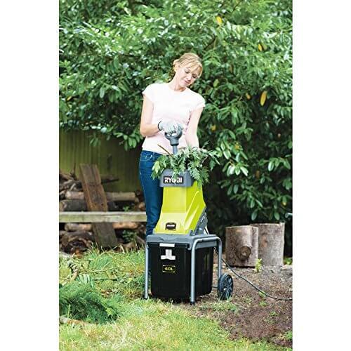 Broyeur de Végétaux de Jardin