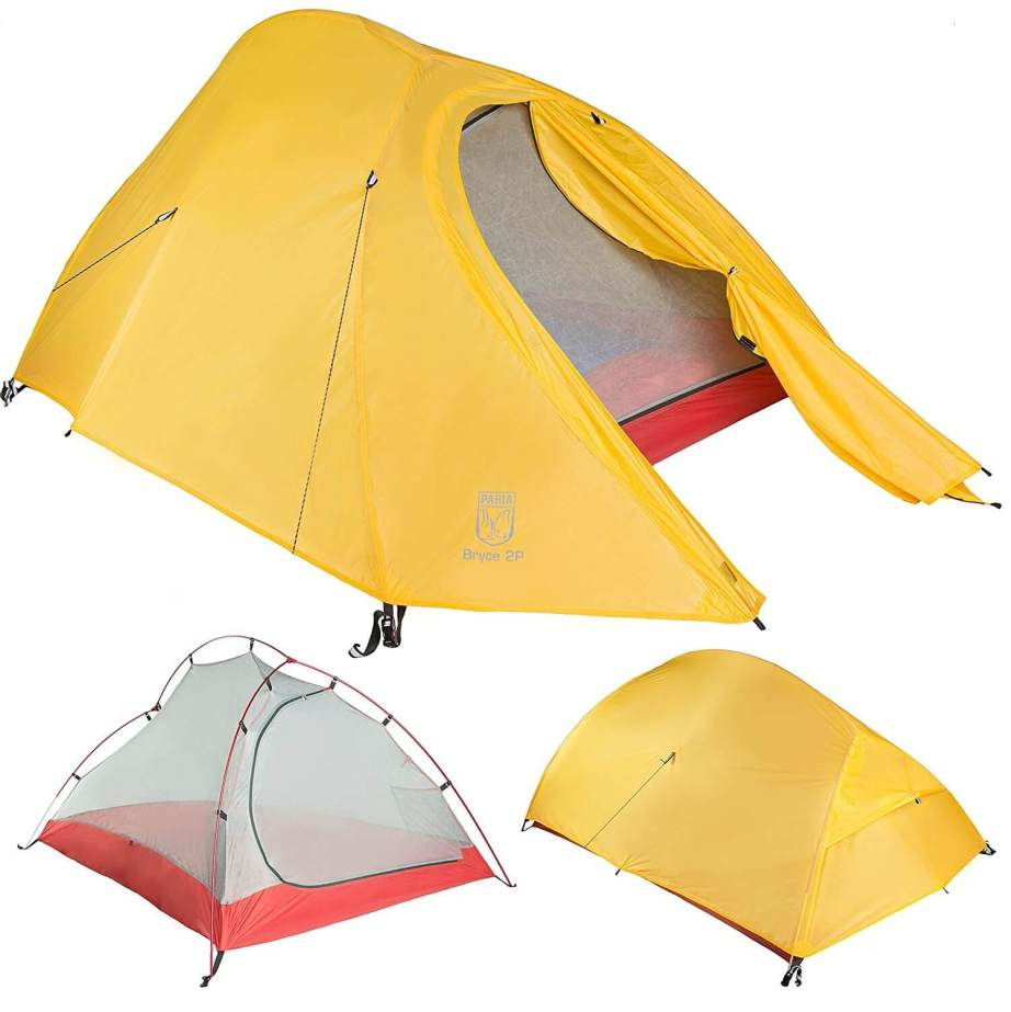 Paria Outdoor Products Tente Bryce