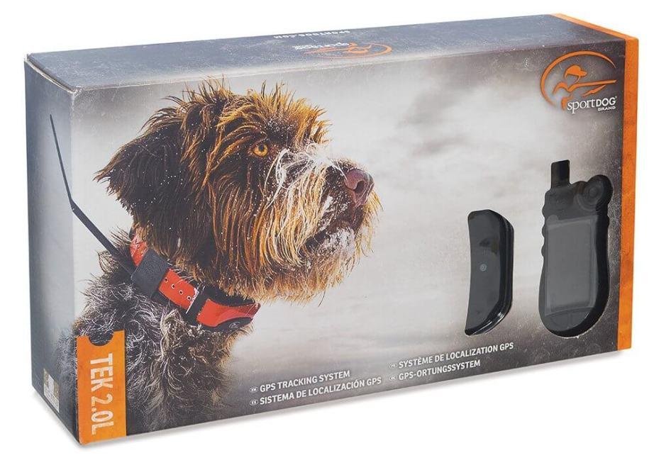 Collier de repérage Sport Dog Série 2.0