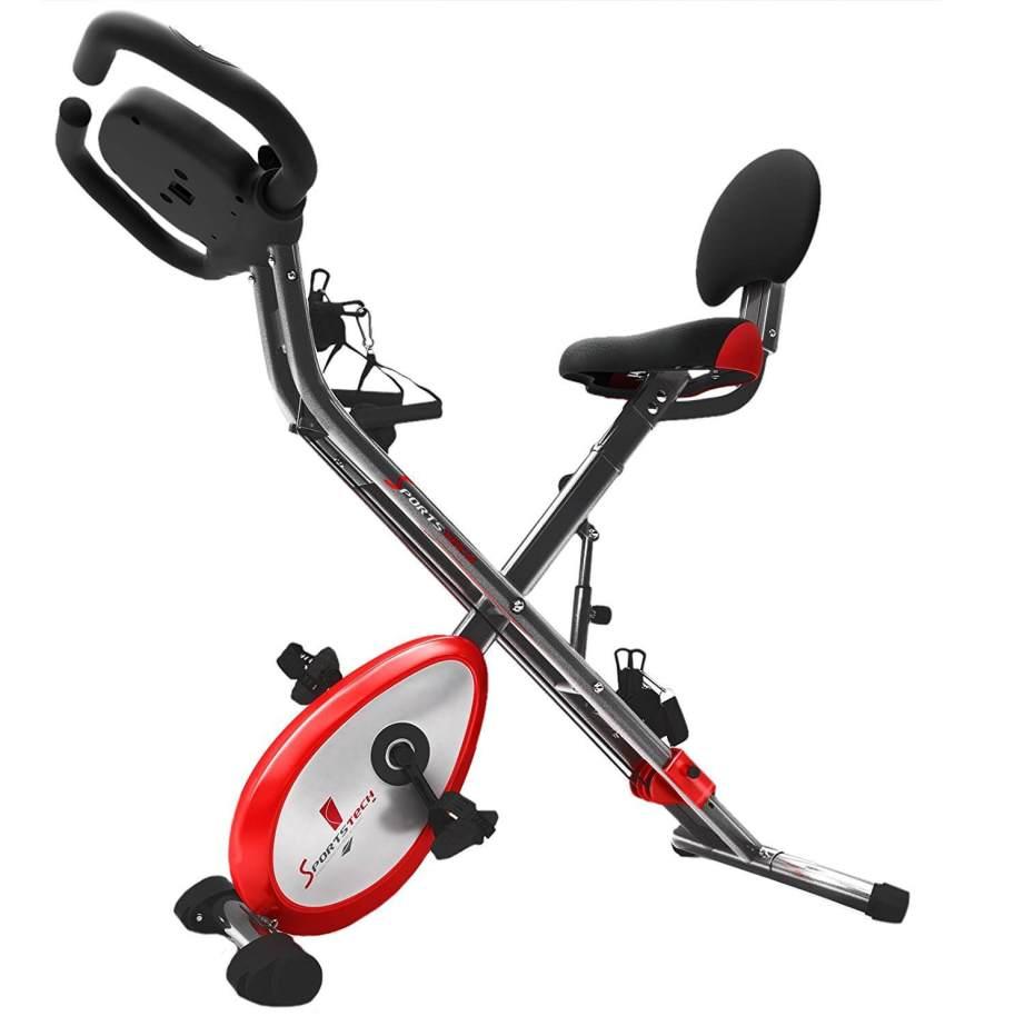 Sportstech Vélo d'Appartement F-Bike X150