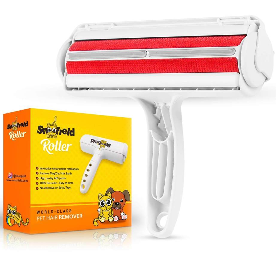 Snoofield✮ Brosse Anti Poils Animaux Chat & Chien