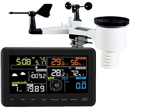 Froggit 3500 WH3000 Se Station météo Professionnelle