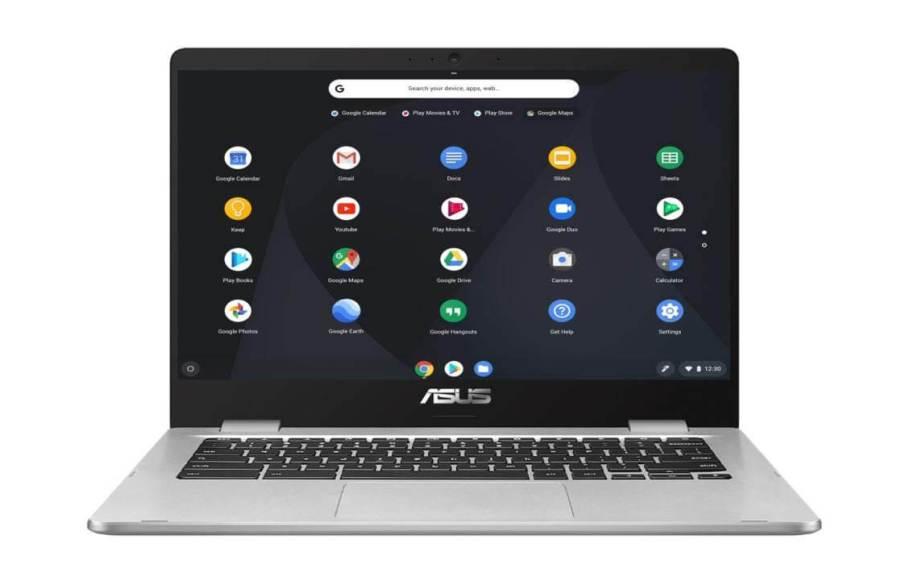 "ASUS Chromebook 14"""