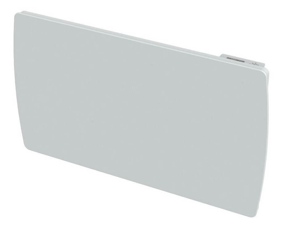 Cayenne 49606 Radiateur à inertie Céramique Verre Blanc