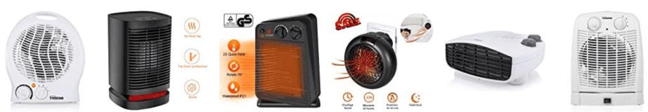 radiateurs electriques soufflant