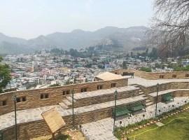 Pithoragarh Fort