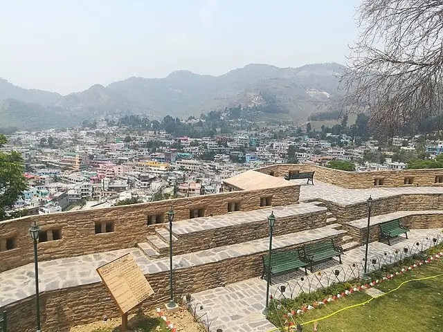 pithoragarh fort