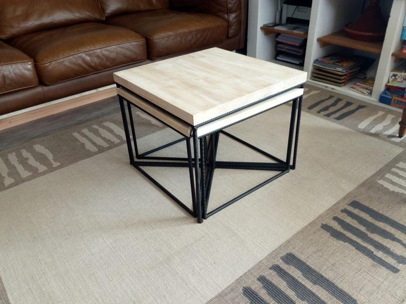 mes meubles bois metal